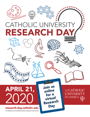 Research Day 2020 Program cover